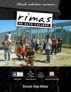 Documental Desde adentro suenan... rimas de Alto Calibre
