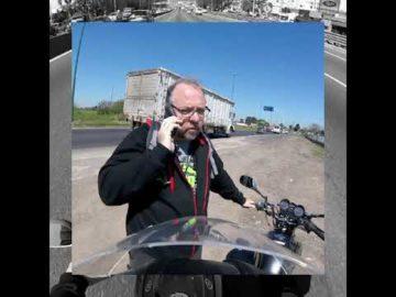 Tomas desde una moto PuntoCero producciones (Go Pro)